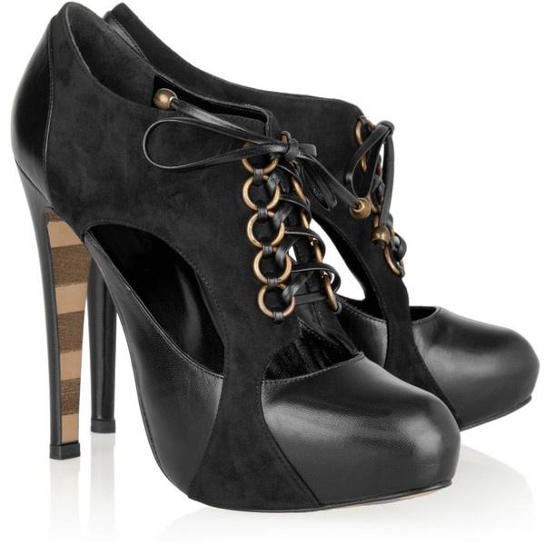 Georgina Goodman Bernie Leather Boots 22