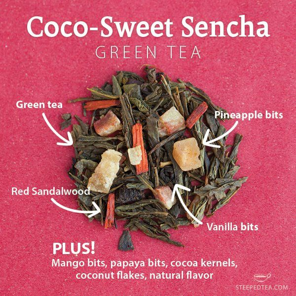 Do you want to try our Coco-Sweet Sencha? Experience it at a Steeped Tea Party! www.mysteepedtea.com/JANETCOTE