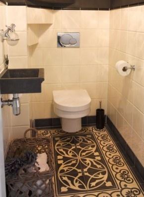 prachtige Castelo tegels voor op het toilet   Mozaiek utrecht   cementtegels moeten worden geïmpregneerd!