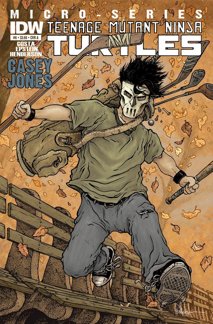 Pipoca Com Bacon - Gibizim #2: Tartarugas Ninjas (IDW Publishing) #PipocaComBacon #FootClan #Destruidor #HamatoYoshi #idwpublishing #OrokuSaki #TartarugasNinjas #TeenageMutantNinjaTurtles #tmnt #comics