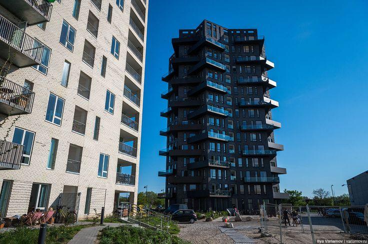 Новые районы Копенгагена. Хотели бы так жить? – Варламов.ру