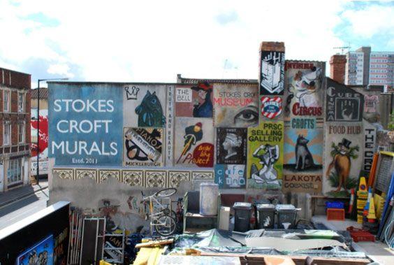Stokes Croft - Bristol