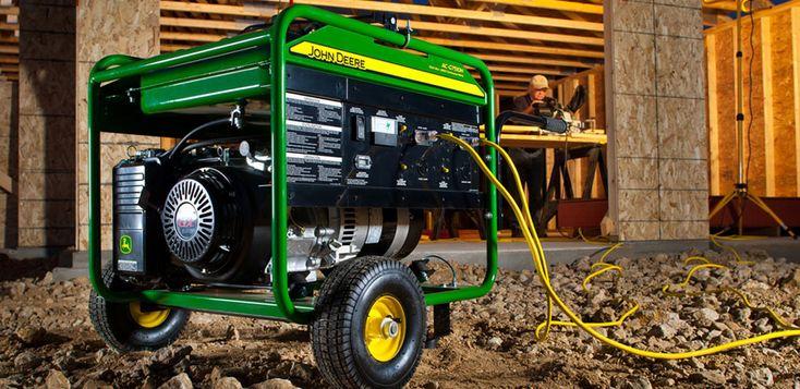 Mocne agregaty prądotwórcze dadzą ci porządny zastrzyk gotówki - nawet w najgłębszym lesie możesz cieszyć się dostępem do nieskończonych pokładów prądu :) wystarczy kanister paliwa.