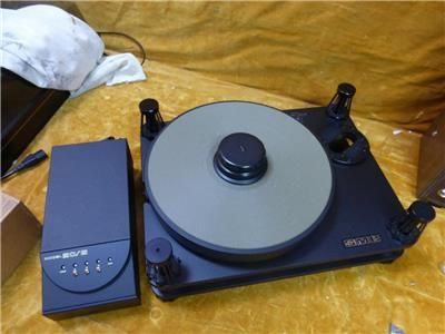 SME 20/2 Turntable, used, for sale, secondhand, excellent, later PSU, boxed