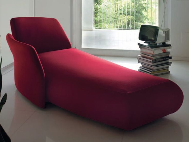 Chaise longue PIN UP by FEG Industria Mobili   design Paolo Salvadè