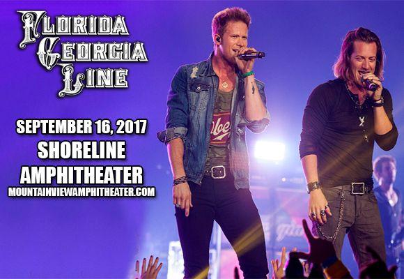 Florida Georgia Line, Nelly & Chris Lane Tickets | 16th September ...