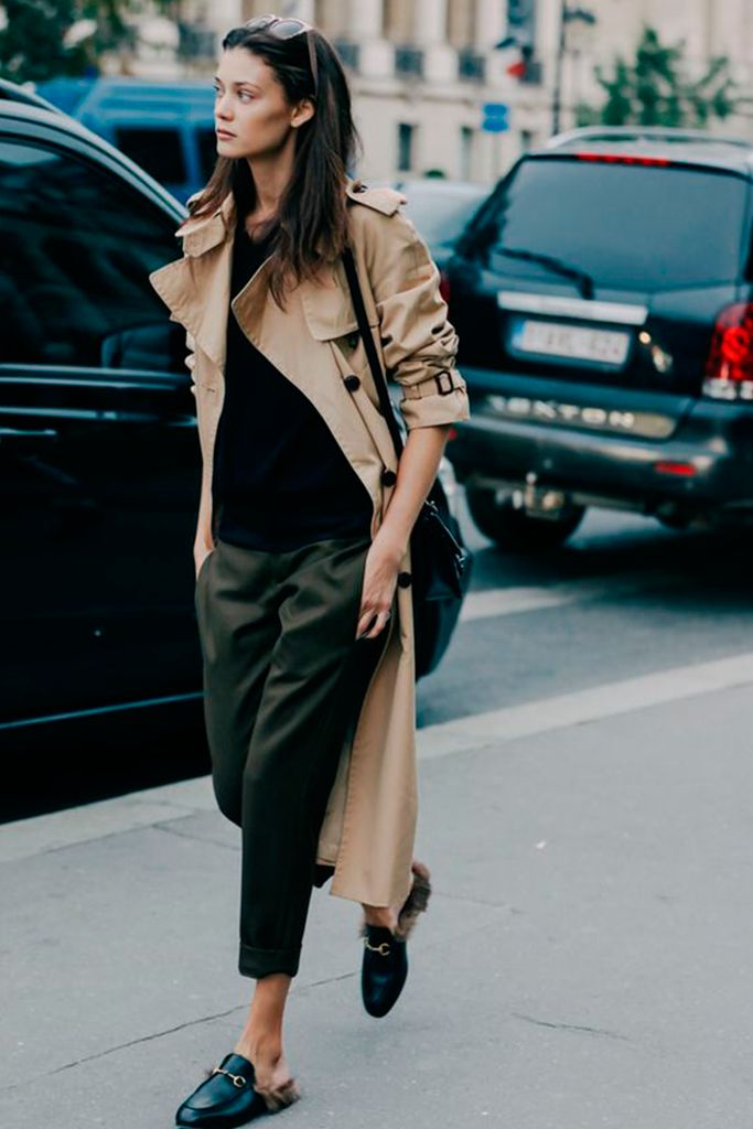 #basic #streetstyle #outfit #looks #basicos #inspiracion #inspiration #trench