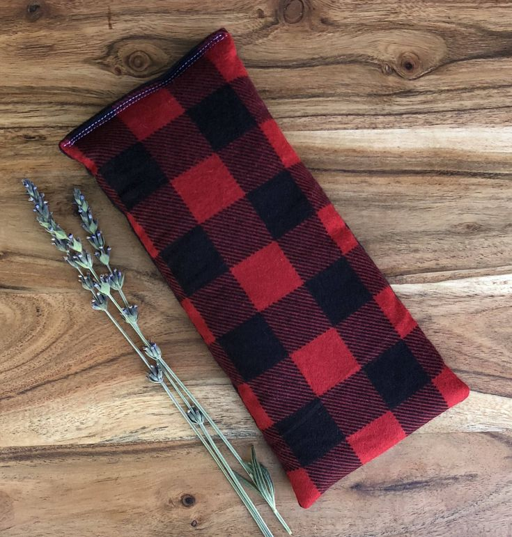 Microwavable Bean Bag - Buffalo Plaid - Hot Pack - Relaxation Gift - Flax Seed Heat Pad - Lavender Heat Pack - Heating Bean Bag Pad by whiffybeanbagsshop on Etsy https://www.etsy.com/listing/589182169/microwavable-bean-bag-buffalo-plaid-hot