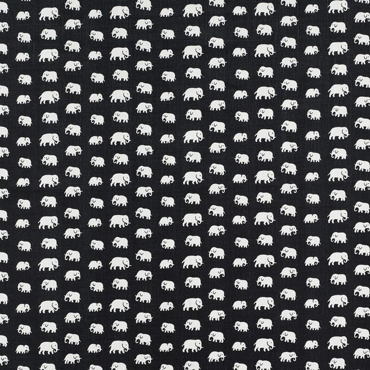 Textil Elefant Lin | Svenskt Tenn