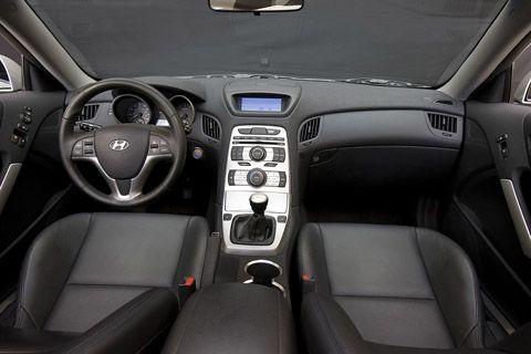 Hyundai Genesis Coupe 38