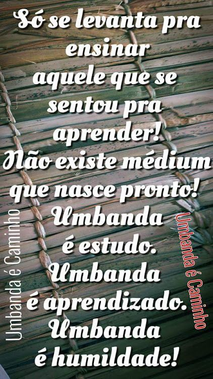 UMBANDA DO AMOR: