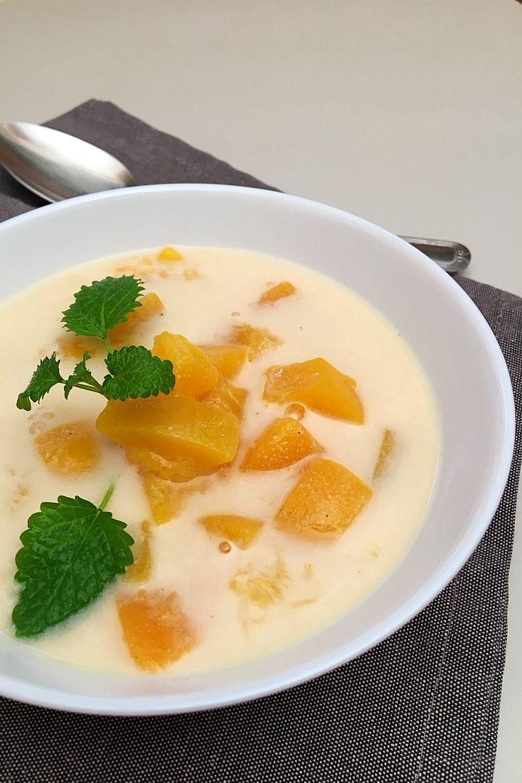 Őszibarack leves   GastroHobbi