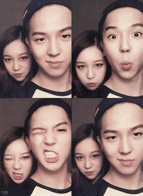 Minho with sister | Winner | Pinterest | Sœurs