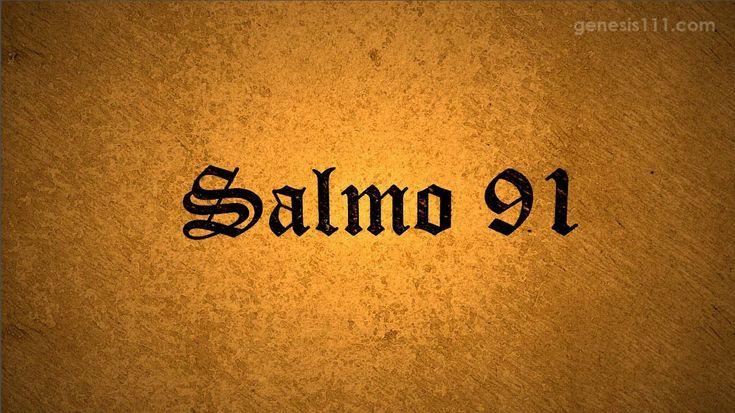 Salmo 91 La protezione divina 1 Chi abita al riparo dell'Altissimo passerà la notte all'ombra dell'Onnipotente. 2 Io dico al Signore: «Mio rifugio e mia fortezza, mio Dio in cui confido». 3 Egli ti libererà dal laccio del cacciatore, dalla peste che distrugge. 4 Ti coprirà con le sue penne, sotto le sue ali troverai …