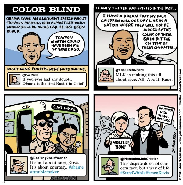 colorblind racism A fourth edition is now available in the third edition of his highly acclaimed book,  bonilla-silva continues to challenge color-blind thinking he has now extended.