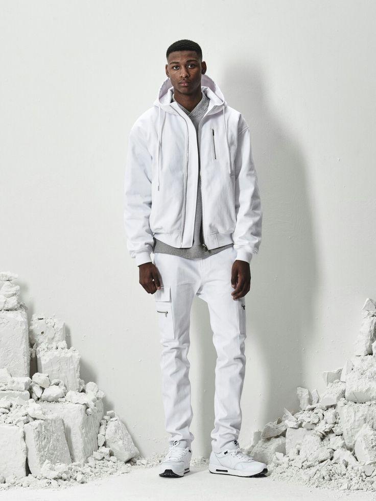 berkhan white all piece 힙합 패션 스타일 데일리룩 디자이너브랜드 후드 범버 자켓 밀리터리 스포츠 데일리코디