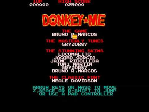 Donkey-Me promotional video