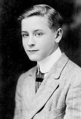 Scott Fitzgerald. 30 escritores cuando eran adolescentes ¿Adivinas quiénes son? http://www.eraseunavezqueseera.com/2014/11/11/escritores-adolescencia/
