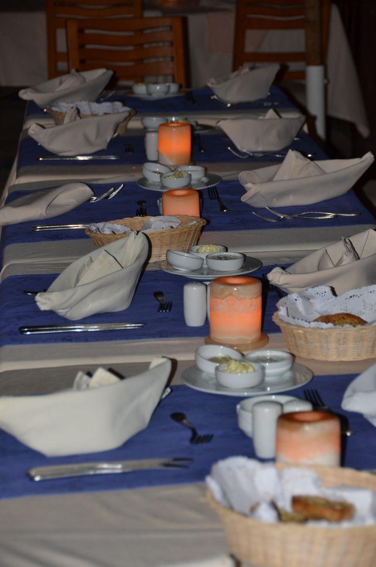 Greek buffet