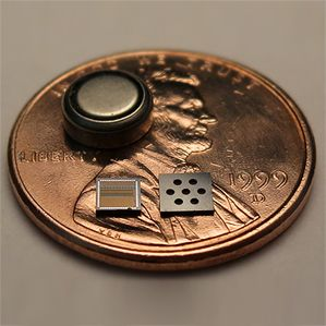 Chirp for Smart Watches | Ultrasonic sensors for wearable tech