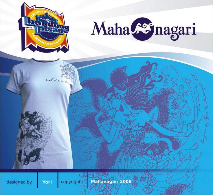 """""""Shinta"""" copyrights Mahanagari 2008"""