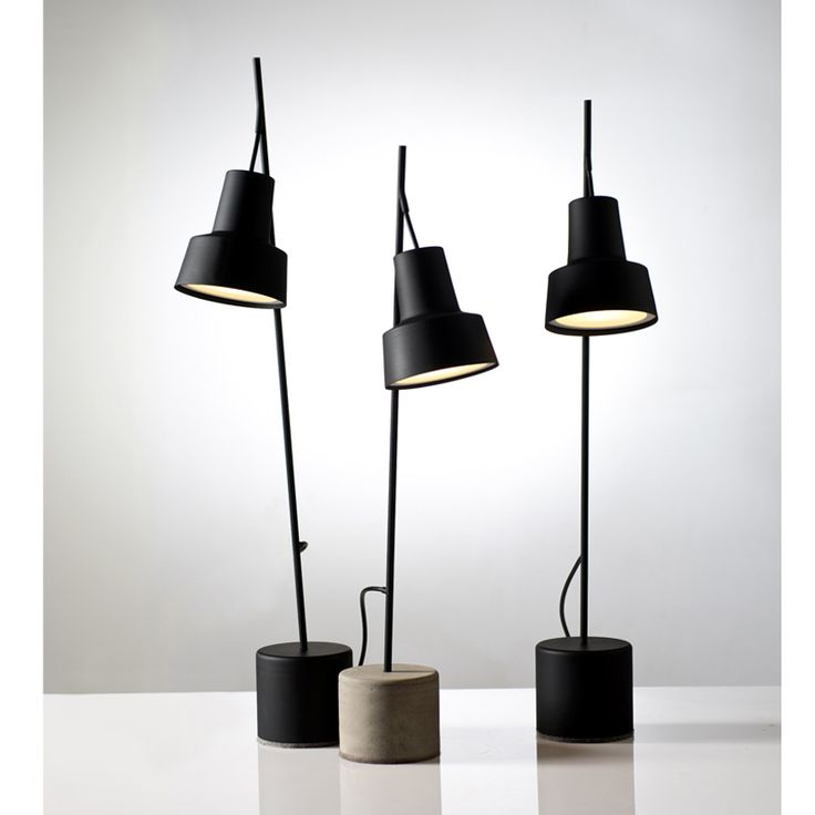 Spot Table Lamps By Nir Meiri