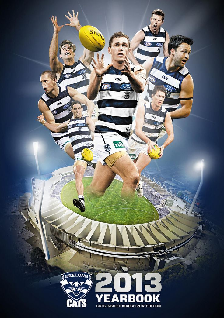 Twitter / GeelongCats: Cats members! Keep an eye out ...will be watching my letter box :)