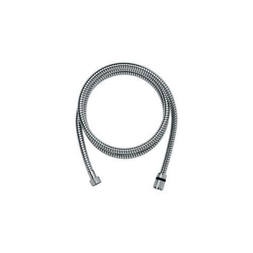 Grohe 28 413 RotaFlex 79 Twist Free Hand Shower Hose with 1/2 Inch Connection - Non Metallic (Grey)