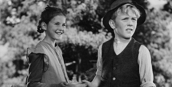 Heidi und Peter  Original Schweizerfilm 1955  Mit Thomas Klameth, Elsbeth Sigmund und Heinrich Gretler