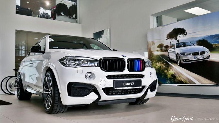 Pragniemy przedstawić najnowszy projekt zrealizowany wspólnie z naszym partnerem – salonem BMW Gazda Group Gliwice.   BMW X6 M50d pomimo magicznej litery w nazwie, daleko do pełnokrwistych BMW M. Co jednak, gdy chcemy aby M50d nie tylko lepiej wyglądał i brzmiał, ale również zyskał sportowe osiągi i prowadzenie? Wystarczą odpowiednie produkty renomowanego tunera BMW – Hamann Motorsport.  Więcej informacji: http://gransport.pl/blog/realizacja-bmw-x6-m50d-f16-hamann-2/  Film z realizacji…