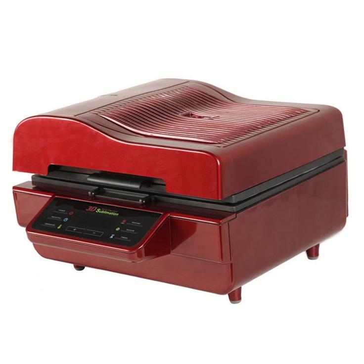 small 3D Sublimation Vacuum Heat Press machine