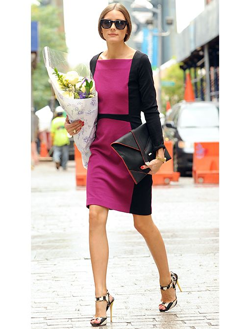 Get the details on @Olivia Palermo's ladylike look