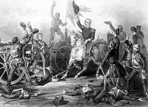 Mexican- American War Jul 1, 1846 12:00 PM