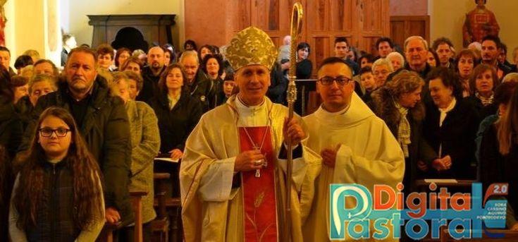 Buon anniversario di sacerdozio a don Patrizio Carrion. Gli auguri più sinceri arrivano dalle comunità di Pero dei Santi, Santa Restituta-Le Rosce e Civita d'Antino, a cui si uniscono quelli della famiglia diocesana e della Pastorale Digitale.