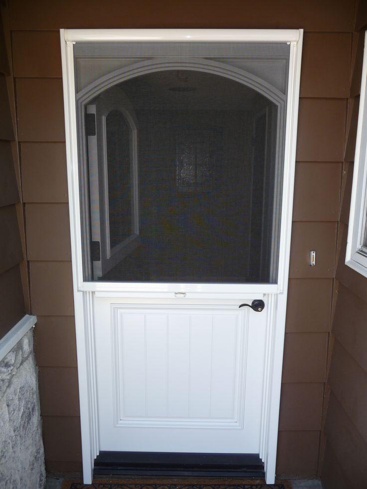 14 Best Dutch Door Stowaway Retractable Screen Doors