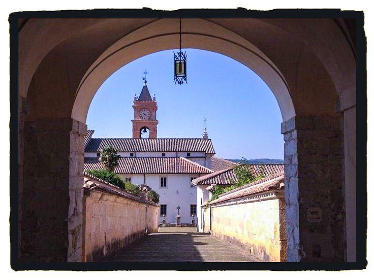 #Certosa di Trisulti