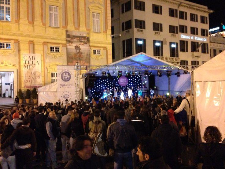 Genova in Festa con i Buio Pesto (Mattia)