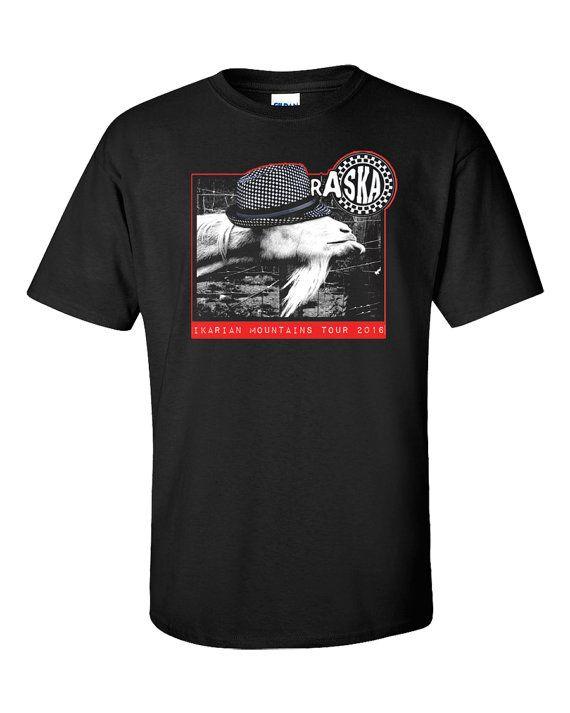 Ikaria T-Shirt Ikaros Raska Ska Punk Gruvaloi Icarus by 969Tshirts
