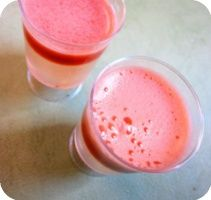 Recepten - Shot van wortel, appel en gember