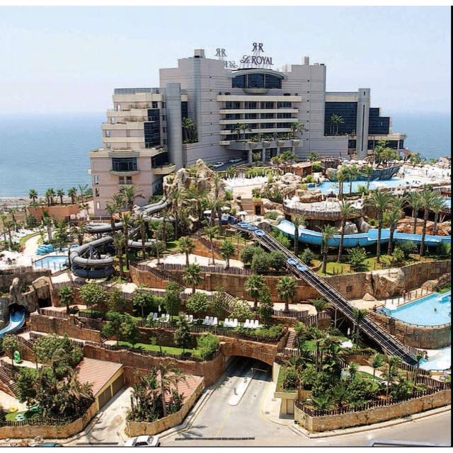 Le Royal Hotel, Dbaeh, Mount Lebanon Governorate, Lebanon www.leroyalbeirut.com