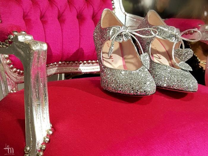 Minna Parikka Raquel Glitter shoes