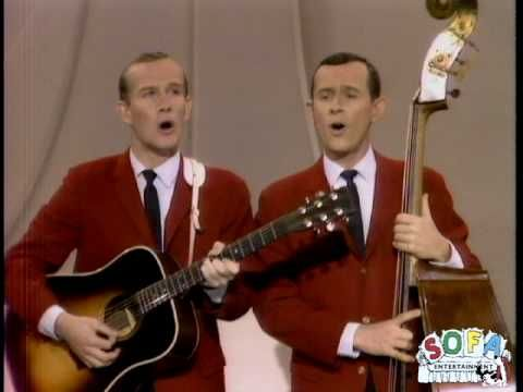 """The Smothers Brothers Show"" only lasted 1965-66. Not sure why. They were good.  (This video is them performing on Ed Sullivan Show)."