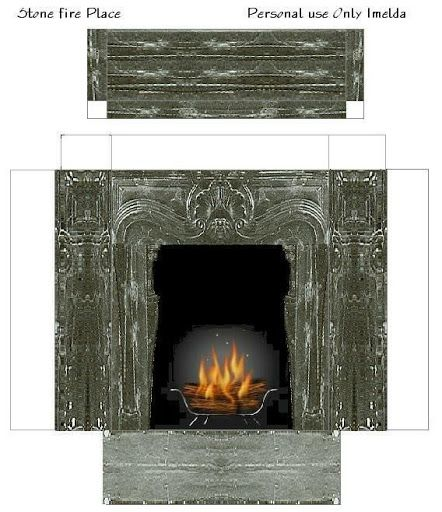 Paper doll fireplace - Picasa Web Albums