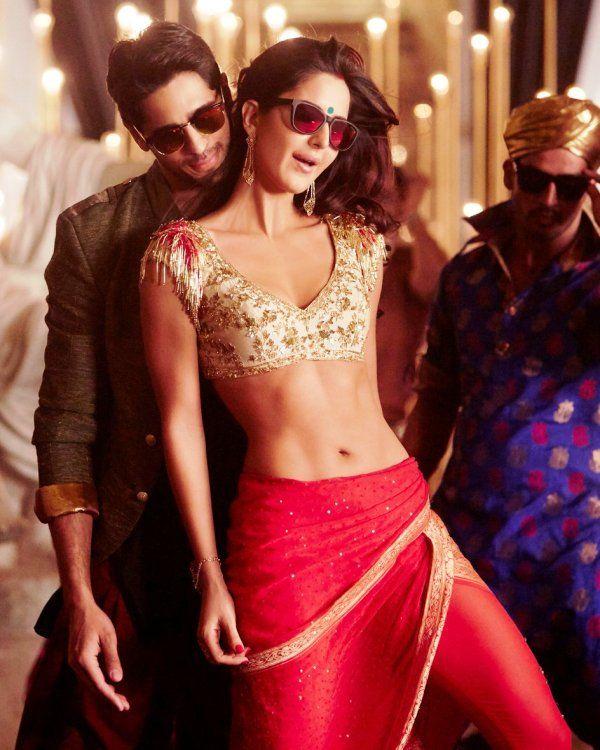 Sidharth-Katrina Kala Chasma Song cross 10 Million view in 2 days