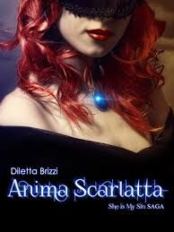 """Letture Sognanti: Recensione """"Anima Scarlatta"""" di Diletta Brizzi"""