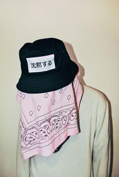 Image of THE DOPE LYFE JAPANESE BOX LOGO BUCKET HAT ...