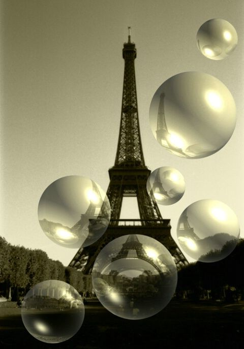 From Paris with Love...and bubbles