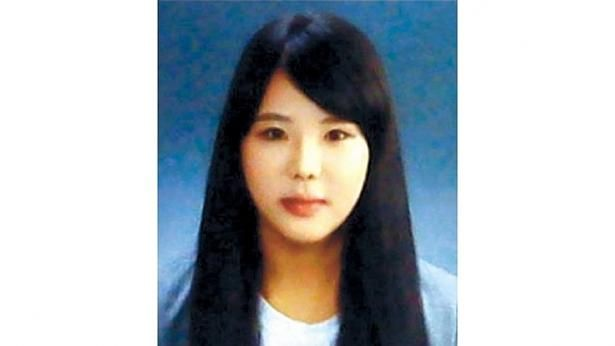 Ms Park Ji Young, a 22-year-old crew member of the ferry Sewol;lost her life while struggling to ensure that all passengers on the third and fourth floors of the vessel wore life jackets and found their way out.-- PHOTO: THE KOREA HERALD/ASIA NEWS NETWORK