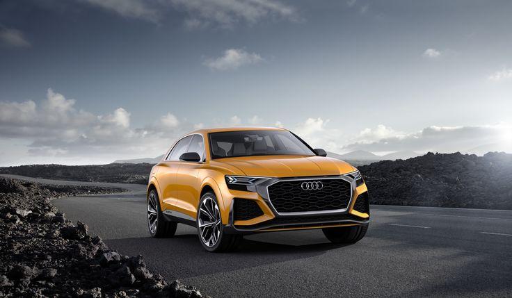 Audi Q8 y Q4 confirmados. ¡Plaga de SUV!