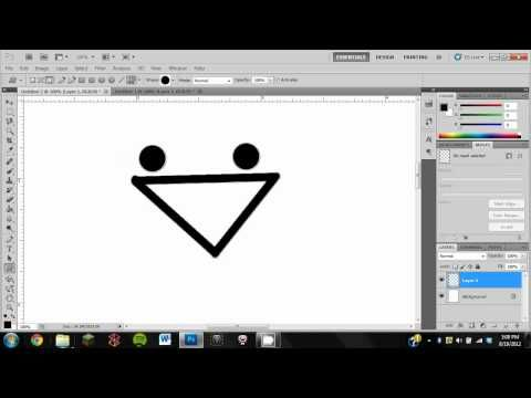 how to make vector of image in photoshop